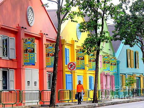 Rainbow Street by Ranjini Kandasamy