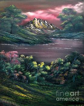 Rainbow Valley by Cynthia Adams