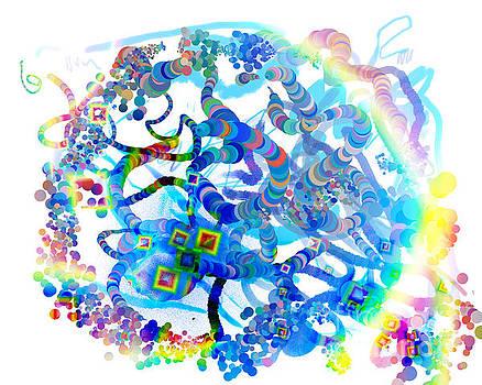Rainbow World by Kathryn Bell