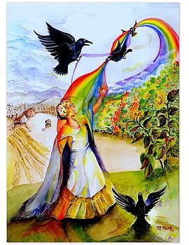 Rainbows for Granny by Margaret Platt
