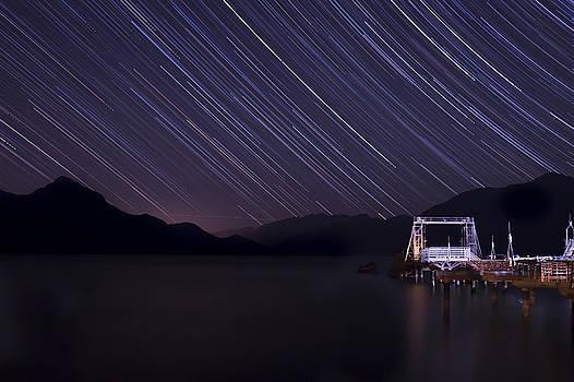 Raining Stars by Windy Corduroy