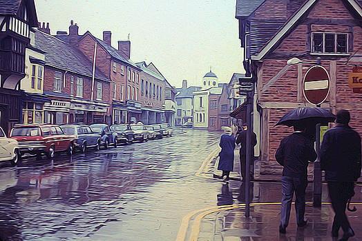 Cindy Boyd - Rainy Day in England 1971