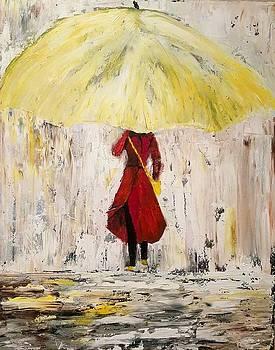 Rainy Day Monday by Jan Holman