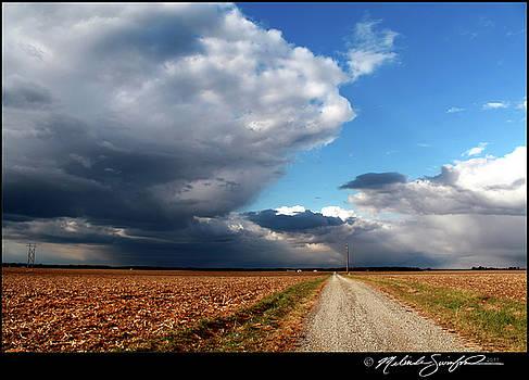 Rainy Horizon by Melinda Swinford