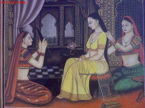 Raj Kanya by Ravi Kumar
