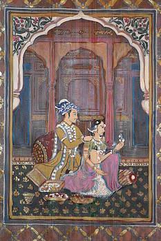 Rajasthani and Mogul Palace by Vikram Singh