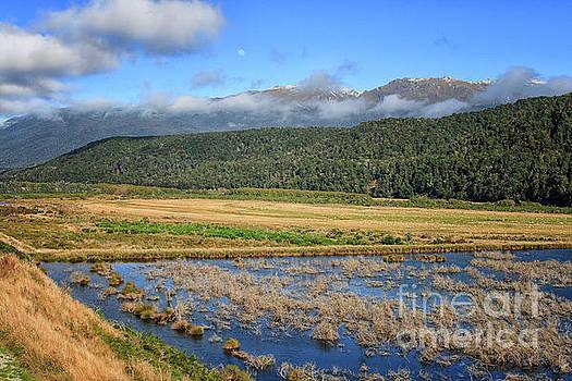 Rakatu Wetlands by Patricia Hofmeester