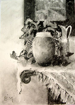 Raku by Bill Meeker