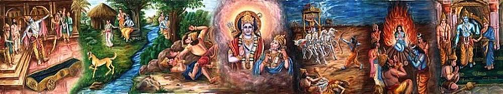 Ramayanam Saptakandam by Murali