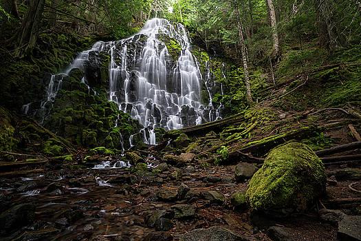 Ramona Falls by Brian Bonham