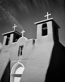 Rancho de Taos Forms by Allan McConnell