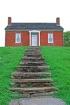 Rankin House by Peter  McIntosh