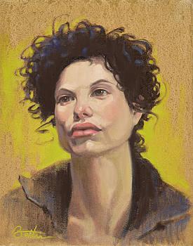 Raquel by Todd Baxter