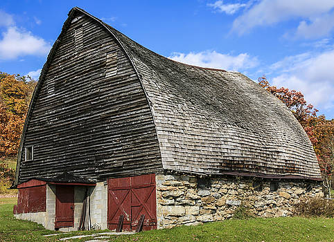Rare Western Maryland Barn by Dan P Brodt Photography