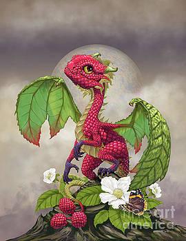 Raspberry Dragon by Stanley Morrison