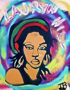 Rasta Lauryn Hill by Tony B Conscious