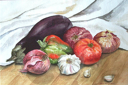 Ratatouille by Anne Trotter Hodge