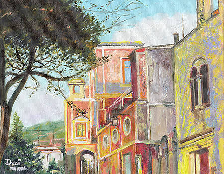 Ravello Eclectic Architecture by Dai Wynn