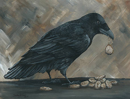 Raven And Runes by Christine StPierre