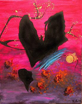 Raven by Kathryn Bartizek
