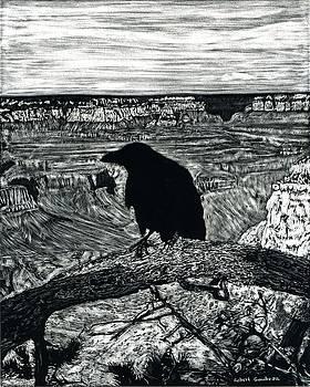 Raven Spirit by Robert Goudreau