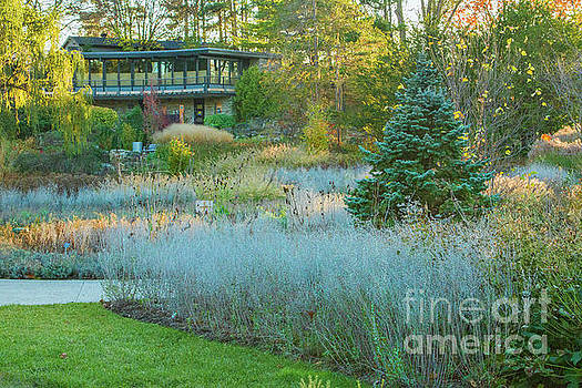 RBG Rock Garden by Marilyn Cornwell