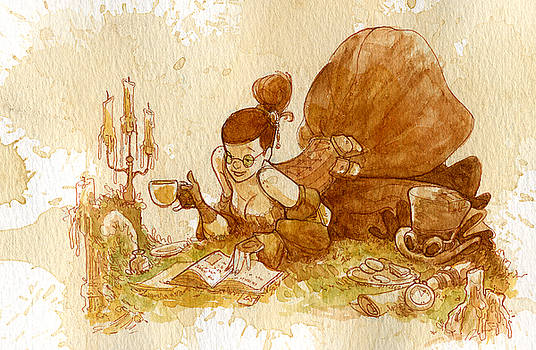 Reading by Brian Kesinger