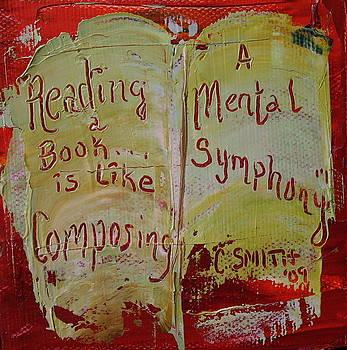 Reading by Martha Layton Smith