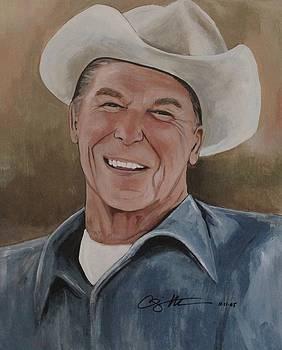 Reagan by Christina Pink