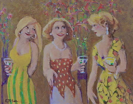 Real Housewives of Hot Springs by Carole Katchen