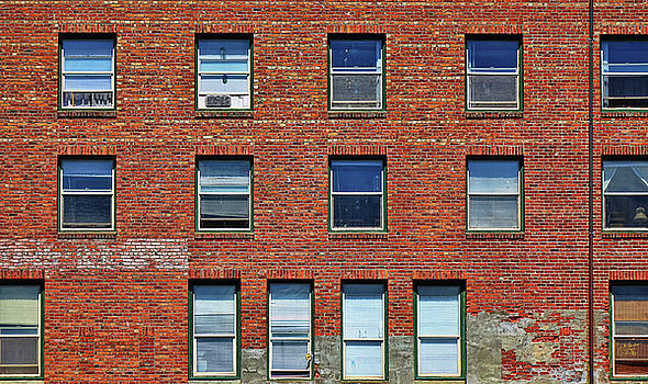 Rear Windows by Rick Lawler