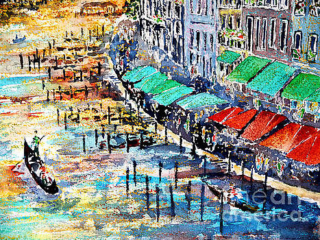 REcalling Venice 02 by Alfred Motzer