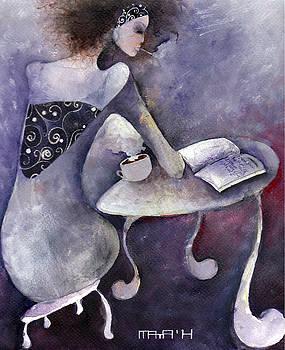 Recipies book by Maya Manolova