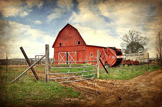 Marty Koch - Red Barn Dent County