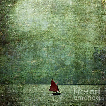 Red Boat by Liz Alderdice