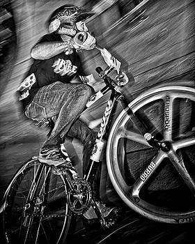 Red Bull Mini Drome Race Day Toronto Canada by Brian Carson
