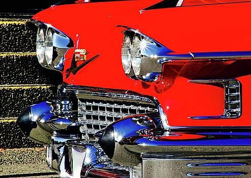 Red Cadillac by Brian Sereda