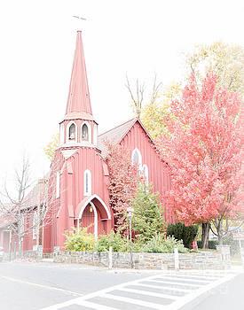 Red Church by Daniel Ryan