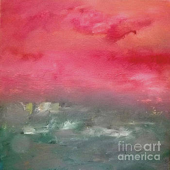 Red Dawn by KR Moehr