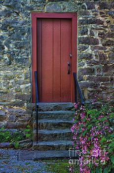 Red Door by Linda Blair