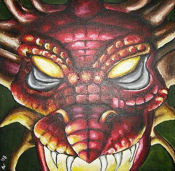 Red Dragon by Ashley Warbritton
