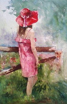 Red Hat by Tina Bohlman