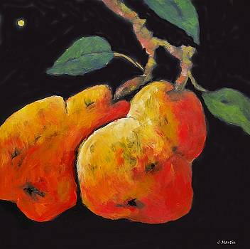 Red Hot Chili Pears by Charleen Martin