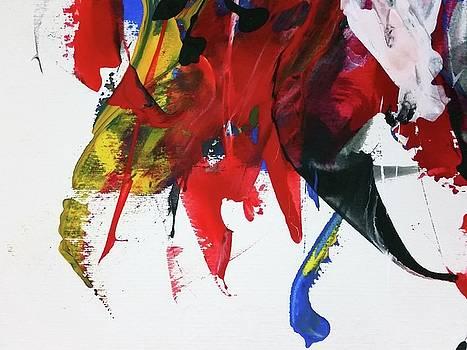 Red motion by Mauro Di Francescantonio