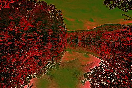 Red October by Dennis Baswell