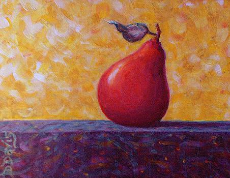 Red Pear by Dee Davis