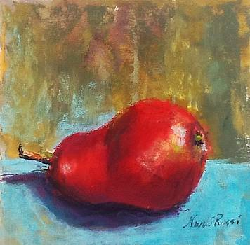 Red Pear by Neva Rossi