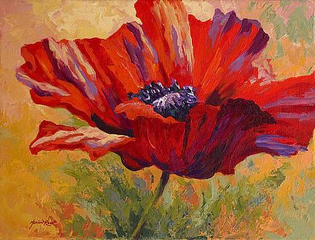 Marion Rose - Red Poppy II