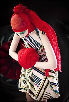 Red Prayer by Tina Zaknic - Xignich Photography