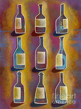 Red red wine by Carla Bank